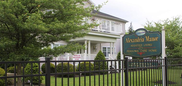 Bath, PA Senior Living Center